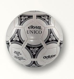 Les ballons officiels de la coupes du monde fifa sur - Ballon coupe du monde 1986 ...