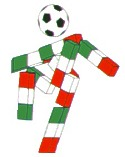 Ciao, mascotte Coupe du monde Italie 1990