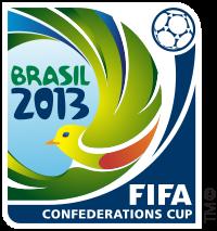 Logo officiel de la Coupe des Confédérations 2013