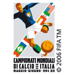Coupe du monde 1934 en italie r sultats classements du - Vainqueur coupe du monde 2010 ...