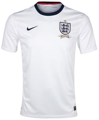 Maillot Angleterre Mondial-2014
