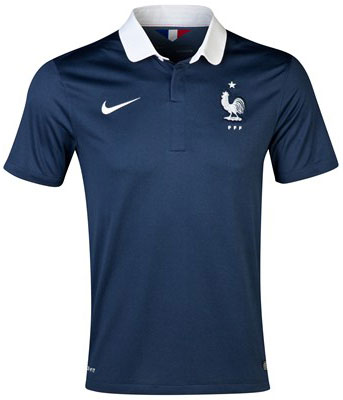 Maillot France Mondial-2014