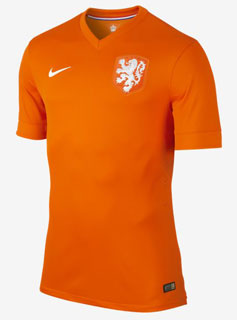 Maillot Pays-Bas Mondial-2014