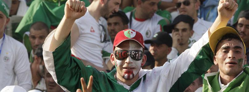 Algerie fans