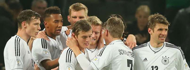 Allemagne champion du monde 2014