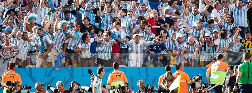 argentine-fans