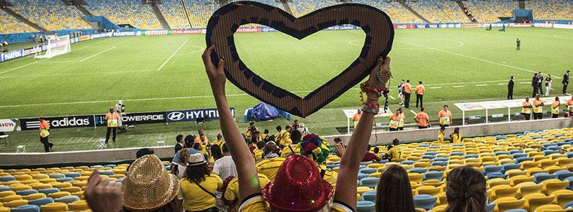 Colombie fans