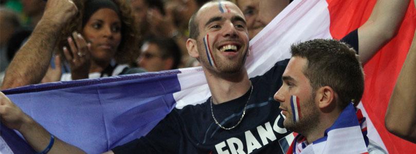 France fans