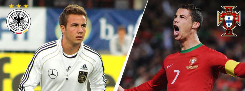 Allemagne-Portugal