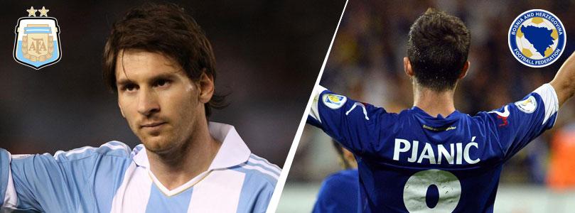 Argentine-Bosnie