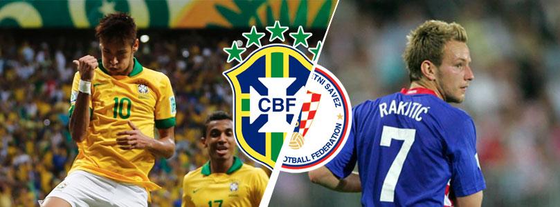Brésil-Croatie