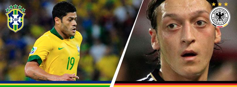 Brésil-Allemagne