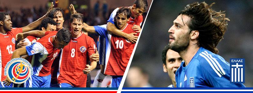 Costa Rica-Grèce