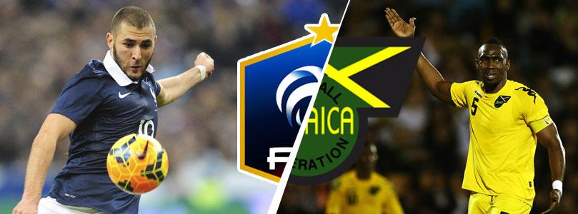 France-Jamaïque
