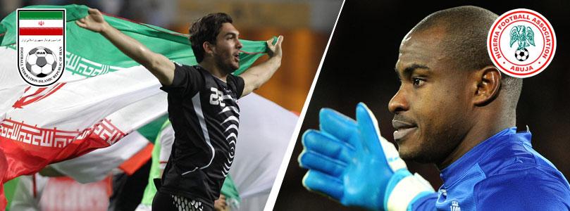 Iran-Nigéria