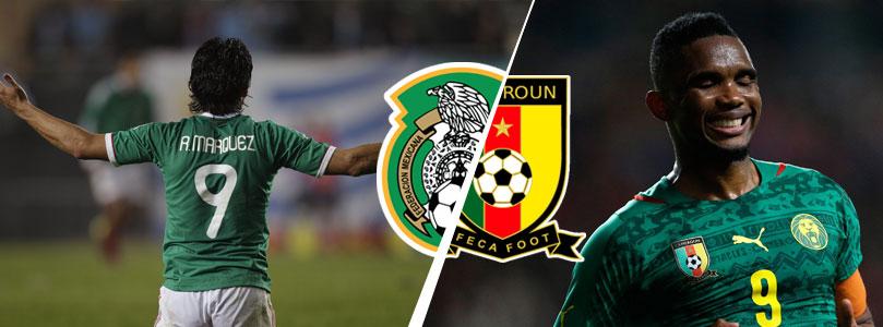 Mexique-Cameroun